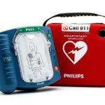 Philips HeartStart OnSite Automated external defibrillator
